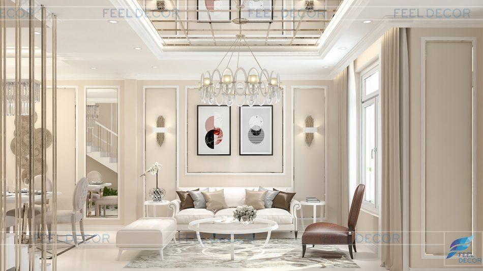 thiết kế thi công nội thất nhà phố lakeview city chủ đầu tư anh tuấn
