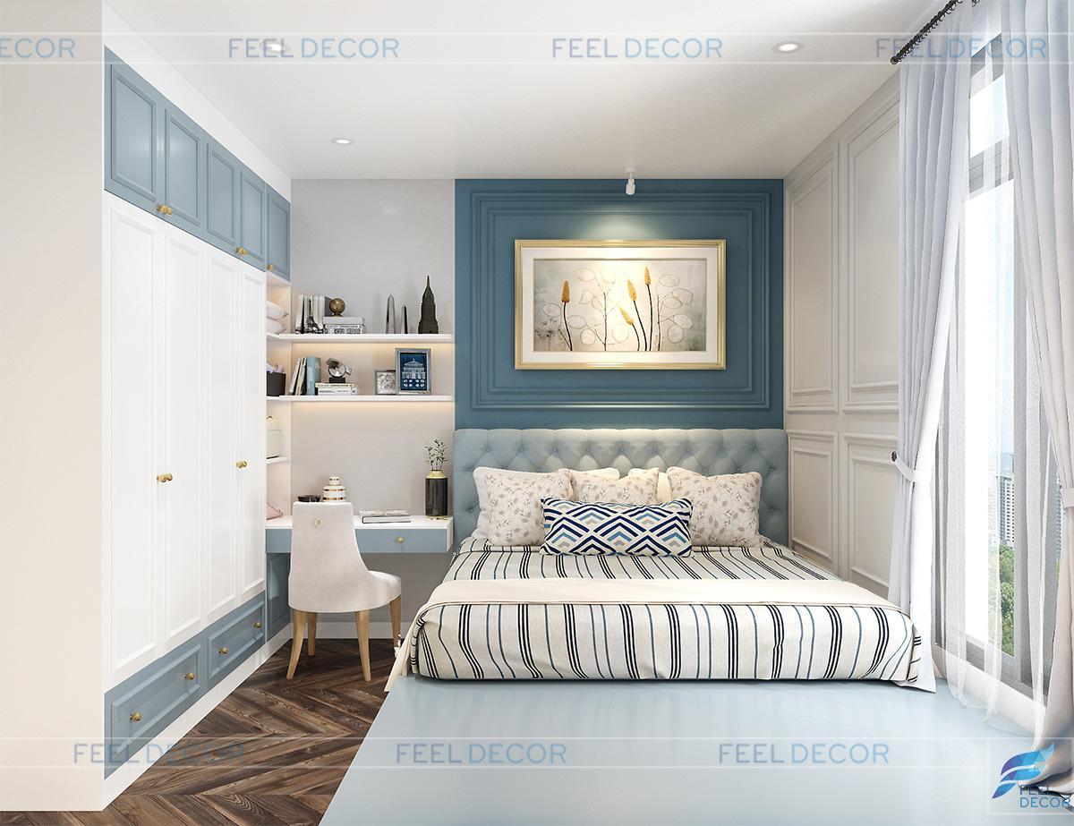 Thiết kế thi công nội thất nhà phố lavila chi an