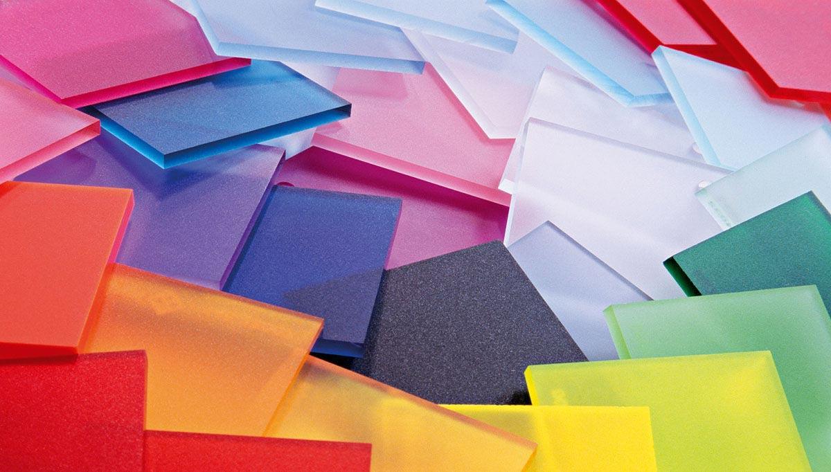 Vật liệu Acrylic trong thiết kế nội thất