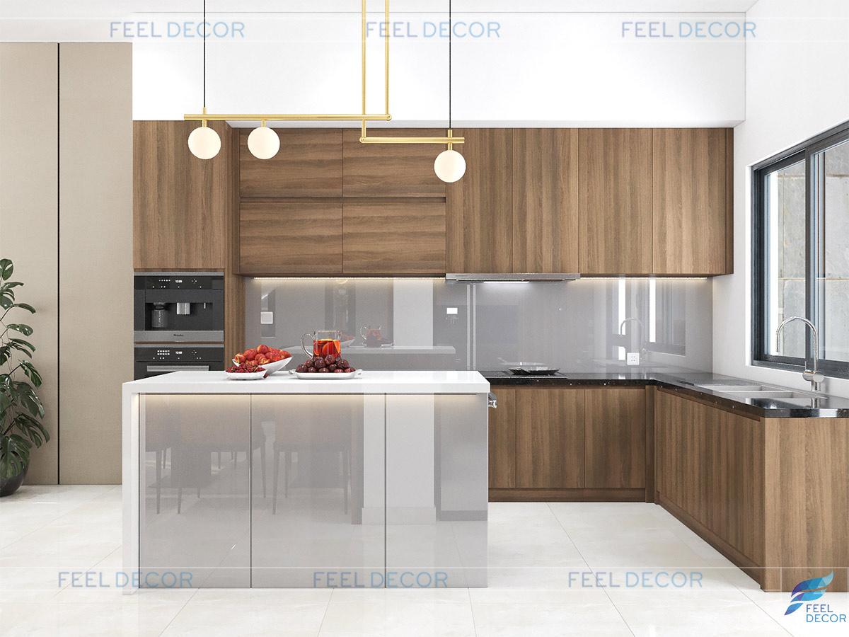 Nội thất bàn bếp tủ bếp