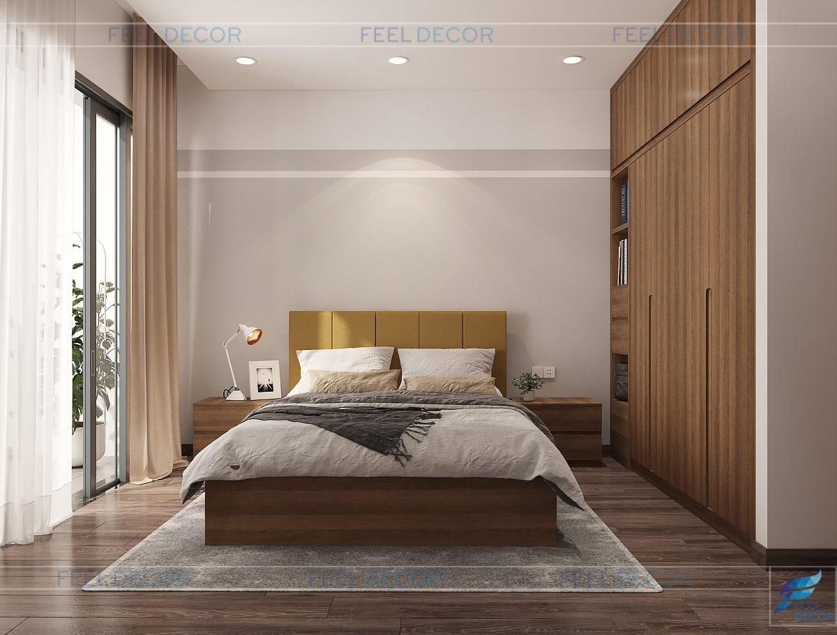 Thiết kế thi công nội thất phòng ngủ 3