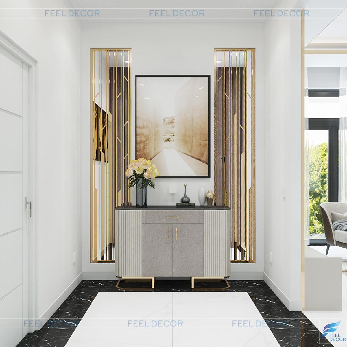 Thiết kế nội thất sảnh
