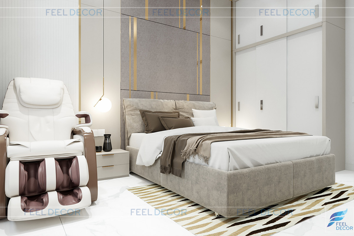 Phòng ngủ cho người lớn tuổi