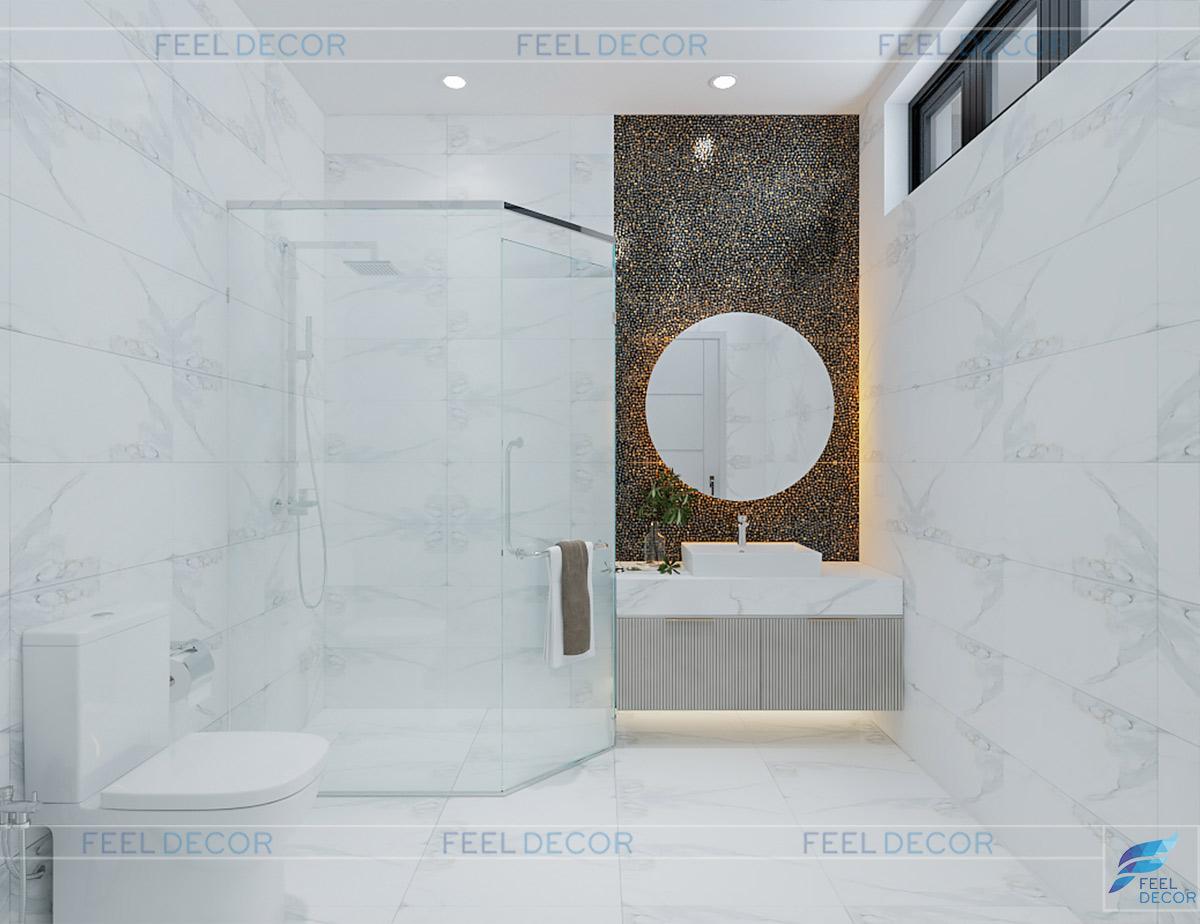 Thiết kế phòng vệ sinh master